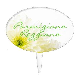 Parmigiano Reggiano Cheese Cake Topper