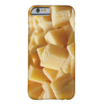 Parmigiano Reggiano cheese in cubes Barely There iPhone 6 Case