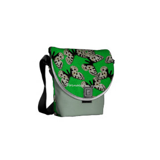 Parnassius apollo courier bag