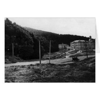 Parnassus Avenue Campus in 1895 - Greeting Card