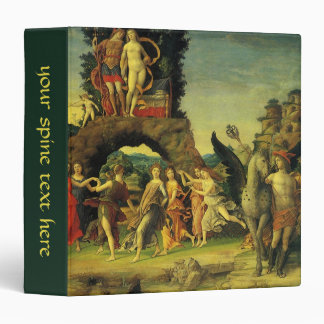 """Parnassus, Marte y Venus de Andrea Mantegna Carpeta 1 1/2"""""""
