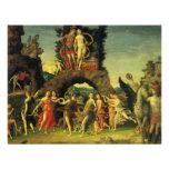 Parnassus; Marte y Venus de Andrea Mantegna Invitaciones Personales