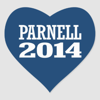 PARNELL 2014 STICKERS
