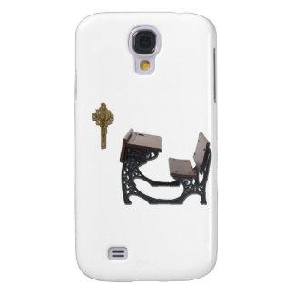 ParochialSchoolDesk042112.png Samsung Galaxy S4 Case