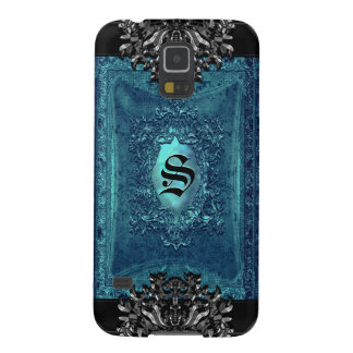 Parocollet Greer  Old World Charm Monogram Case For Galaxy S5