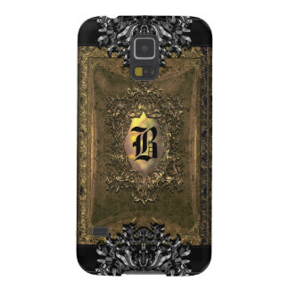 Parocollet Old World Charm Monogram Case For Galaxy S5