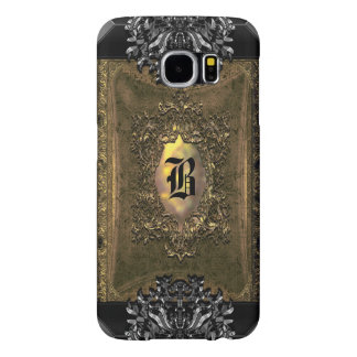 Parocollet Old World Charm Monogram Samsung Galaxy S6 Case