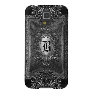 Parocollet Shade Old World Charm Monogram Case For Galaxy S5