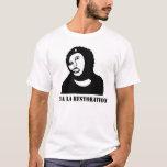 Parodia de Che Guevara del fresco español Playera