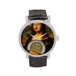 Parodia de William Shakespeare Relojes