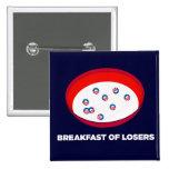 Parodia del logotipo de Obama - el desayuno de per Pin