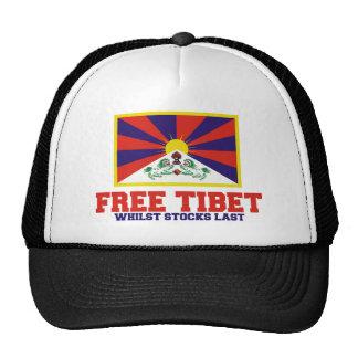 Parodia libre de Tíbet Gorros