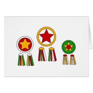 Parol- Christmas Card