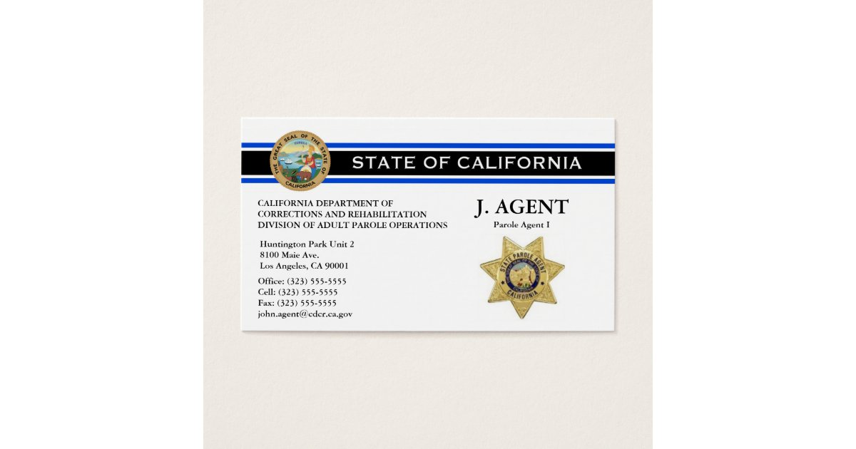 Police Business Cards, 500+ Police Business Card Templates