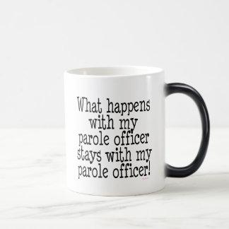 Parole Officer Coffee Mug