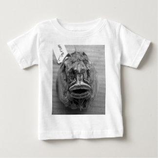 Parore Fish Skull Baby T-Shirt