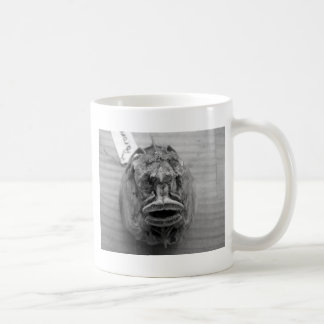 Parore Fish Skull Coffee Mug