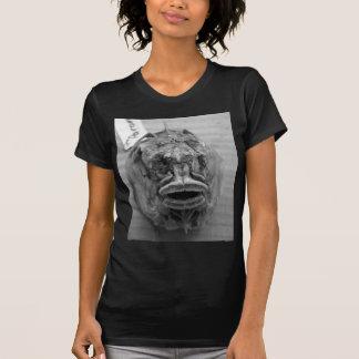 Parore Fish Skull T-Shirt