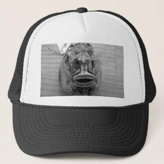 Parore Fish Skull Trucker Hat