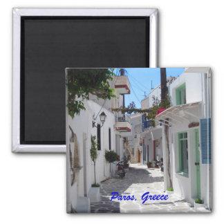 Paros imán de Grecia