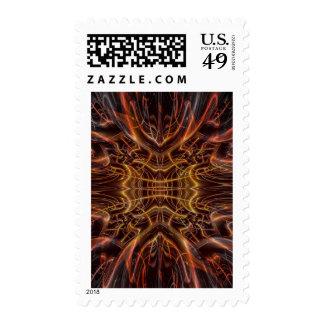 Paroxysm Postage Stamp