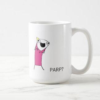 PARP? CLASSIC WHITE COFFEE MUG