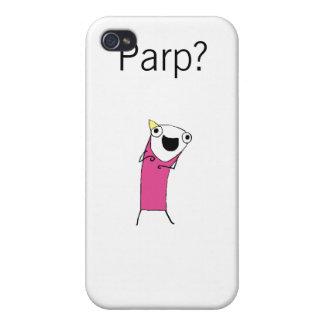 Parp iPhone Case