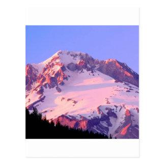 Parque Alpenglow en la capilla Oregon de Theof Postal