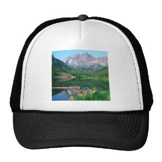 Parque Belces marrón el río Blanco Colorado Gorra