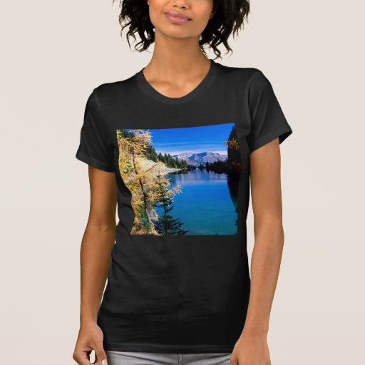 Parque Canadá de Inés del lago Camiseta
