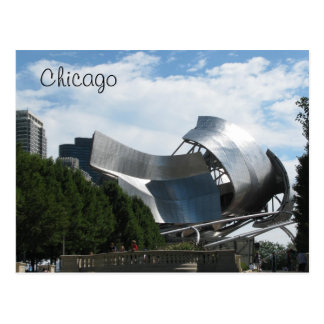 Parque Chicago del milenio Postal