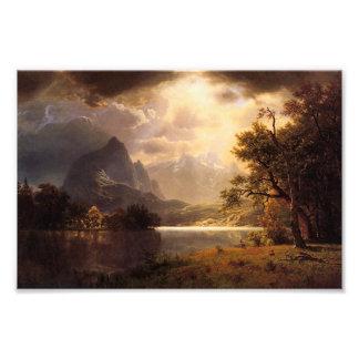 Parque Colorado de Bierstadt Estes Foto