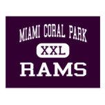 Parque coralino de Miami - espolones - alto - Miam Postal