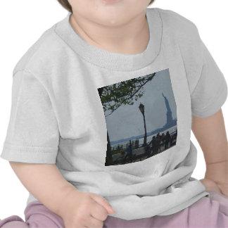 """""""Parque"""" CricketDiane del río Hudson que vaga Camiseta"""