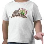 Parque de atracciones camiseta