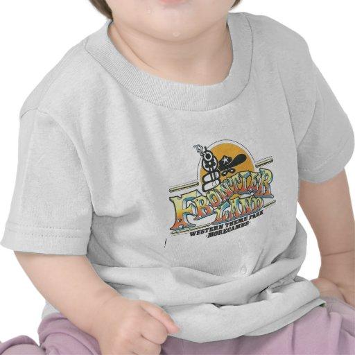 Parque de atracciones de Frontierland Morecambe In Camiseta