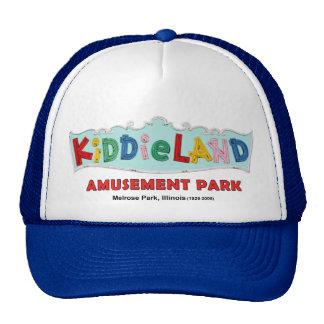 Parque de atracciones de Kiddieland del parque de Gorro De Camionero