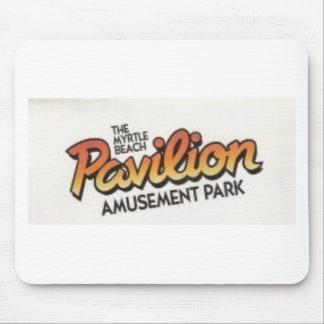 Parque de atracciones de Myrtle Beach Pavillion Mousepad