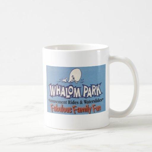 Parque de atracciones del parque de Whalom (Lunenb Tazas