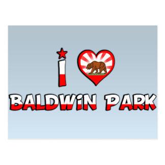 Parque de Baldwin, CA Tarjetas Postales