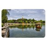 Parque de Beihai Iman De Vinilo