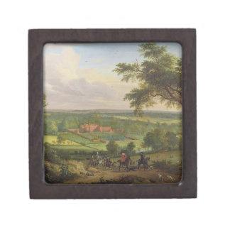 Parque de Bifrons, Patrixbourne, Kent, antes attri Caja De Recuerdo De Calidad