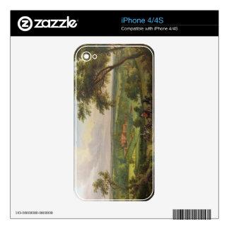 Parque de Bifrons, Patrixbourne, Kent, antes attri Calcomanías Para iPhone 4