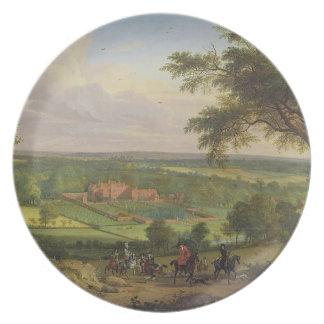 Parque de Bifrons, Patrixbourne, Kent, antes attri Platos Para Fiestas