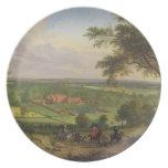 Parque de Bifrons, Patrixbourne, Kent, antes attri Plato Para Fiesta