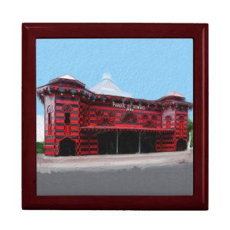 Parque de Bombas de Ponce caja de regalo de Puert