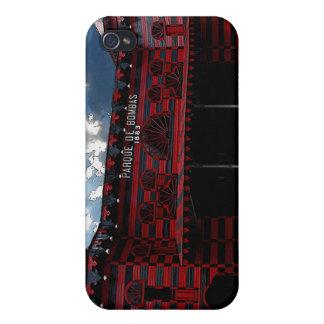 Parque de Bombas de Ponce iPhone 4 Cases