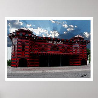 Parque de Bombas de Ponce Impresiones