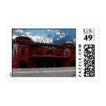 Parque de Bombas de Ponce, Puerto Rico Stamp