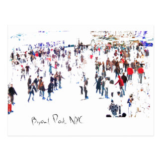 Parque de Bryant, NYC Tarjetas Postales